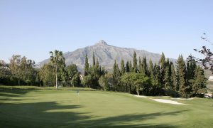 Aloha Golf, one of 102 golf courses in Andalucía