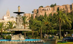 Malaga city tourist rentals in the cities