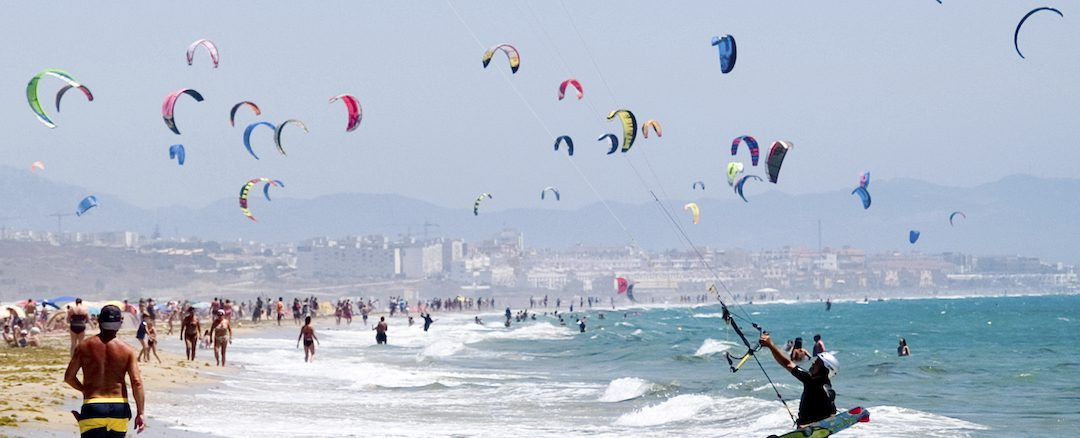 Find a property in kite-surfing heaven